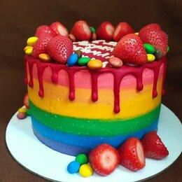 Дизайн, изготовление и реставрация товаров - Авторские торты на заказ, 0