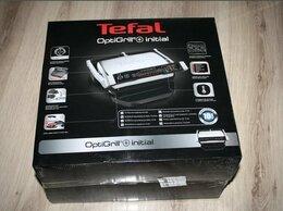 Электрические грили и шашлычницы - Новый электрогриль Tefal Optigrill GC706D34, 0
