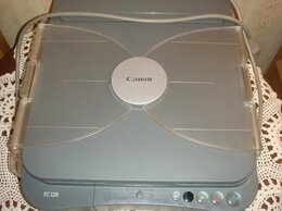 Сканеры - ксерокс Canon рабочий с картриджем, 0