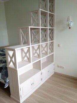 Стеллажи и этажерки - стеллаж для перегородки в квартиру дом, 0