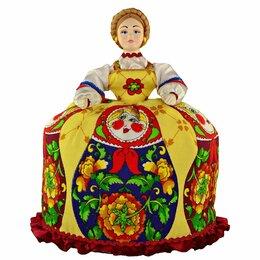 Прочие хозяйственные товары - Баба на чайник кукла грелка отличный подарок для хозяйства, 0
