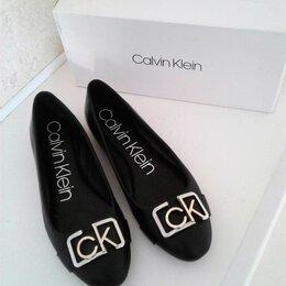 Балетки - Балетки от Calvin Klein, 0