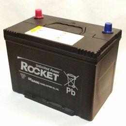 Аккумуляторы и комплектующие - Аккумулятор Rocket CMF80L-BCI, 0
