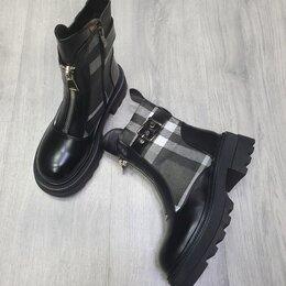 Ботинки - Ботинки женские натуральные, 0