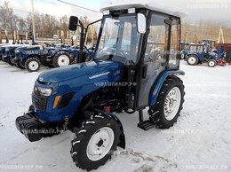 Мини-тракторы - Минитрактор Чувашпиллер 354, Русич Т с кабиной, 0