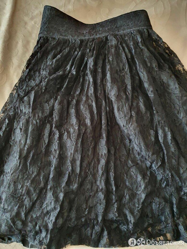 Кружевная юбка с подьюпником 46-48р по цене 300₽ - Юбки, фото 0