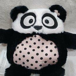 Мягкие игрушки - Игрушка-грелка панда, 0