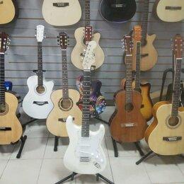 Электрогитары и бас-гитары - Электроакустическая гитара , 0