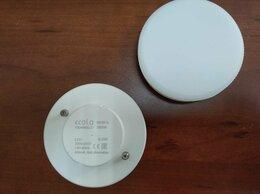 Лампочки - Ecola Light GX53 LED 6Вт Tablet 220В матовое, 0