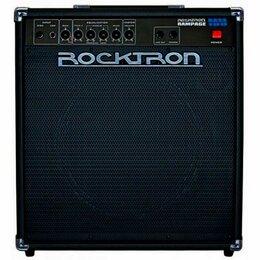 Гитарное усиление - ROCKTRON BASS100 Комбоусилитель для басгитары,…, 0