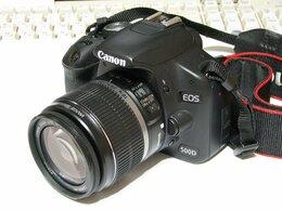 Фотоаппараты - Фотоаппарат Canon EOS 500D Kit 18-55 IS, 0