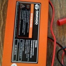 Зарядные устройства и адаптеры питания - Интеллектуально зарядное устройство для АКБ DW300, 0