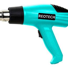 Строительные фены - Фен строительный Reotech 1600 Вт, 0