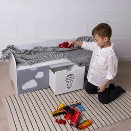 Комоды - Комод Скамья детская с ящиками новый, 0