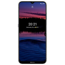 Мобильные телефоны - Смартфон Nokia G20 4/64GB Синий, 0