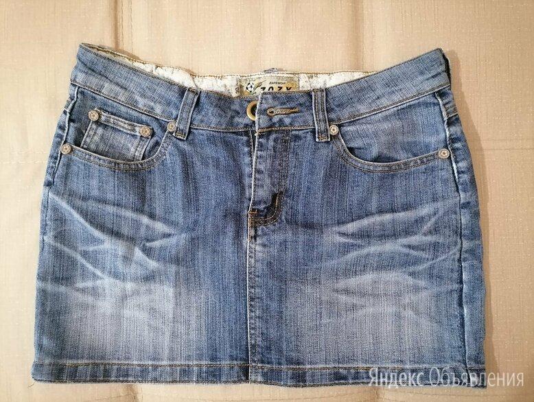 Юбка джинсовая  по цене 400₽ - Юбки, фото 0