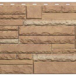 Фасадные панели - Фасадные панели Альта-Профиль коллекция Скалистый камень Памир Комби, 0