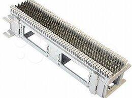 Кабели и разъемы - Кросс S66 50 парный для кабеля телефонного атс, 0