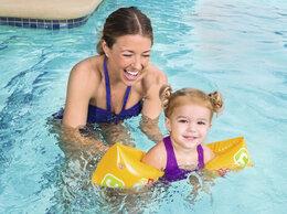 Аксессуары для плавания - Нарукавники для плавания Swim Safe от 5-12 лет, 0