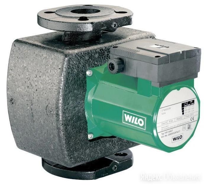 Wilo-TOP-Z 40/7 насос 1х230 (2046637) по цене 108764₽ - Элементы систем отопления, фото 0