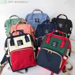 Рюкзаки и сумки-кенгуру - Сумка Для милой мамы!Сумка-рюкзак для мамы Baby Mo с USB, бело-красный, 0