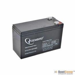 Батарейки - Батарея GEMBIRD BAT-12V7.5AH, 0