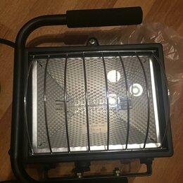 Прожекторы - Прожектор галогенный 500 Вт ИО-500 П, 0