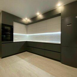 Мебель для кухни - Кухня без ручек, 0