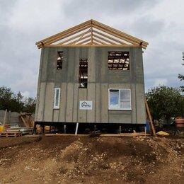 Готовые строения - Дом из сип панелей в Крыму, 0