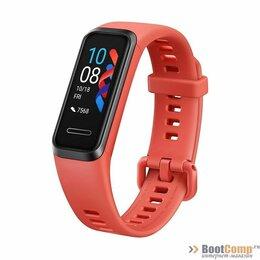Умные часы и браслеты - Фитнес трекер Huawei Band 4 Amber Sunrise ADS-B29, 0