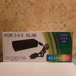 Аксессуары - Блок питания x box 360 slim, 0
