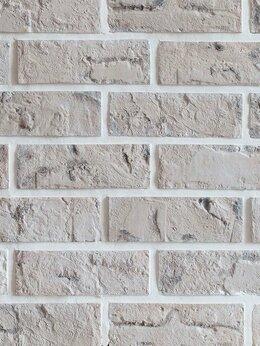 Фактурные декоративные покрытия - Гипсовая плитка для внутренней отделки, 0