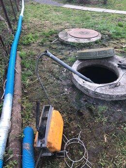 Архитектура, строительство и ремонт - Прочистка канализации, 0