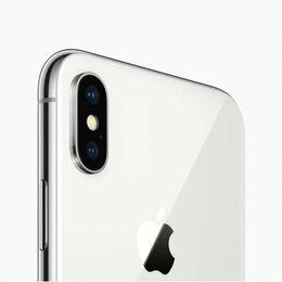 Мобильные телефоны - iPhone X silver 64 gb Б/у, 0