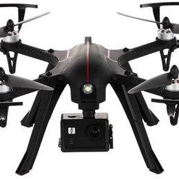 Квадрокоптеры - Квадрокоптер MJX Bugs 3  с FPV WiFi 4K камерой - B3, 0