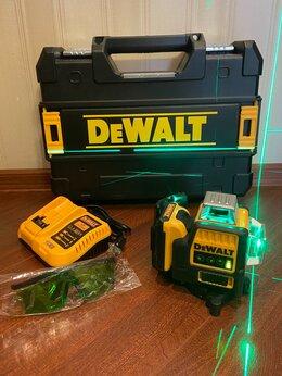 Измерительные инструменты и приборы - Лазерный уровень DeWalt, 0