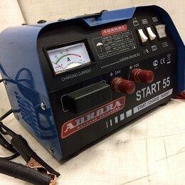 Аккумуляторы и зарядные устройства - Пуско-зарядное устройство aurora start 600 blue, 0