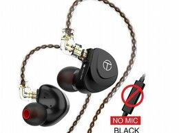 Наушники и Bluetooth-гарнитуры - TRN V90s - гибридные наушники, супер звук, 0