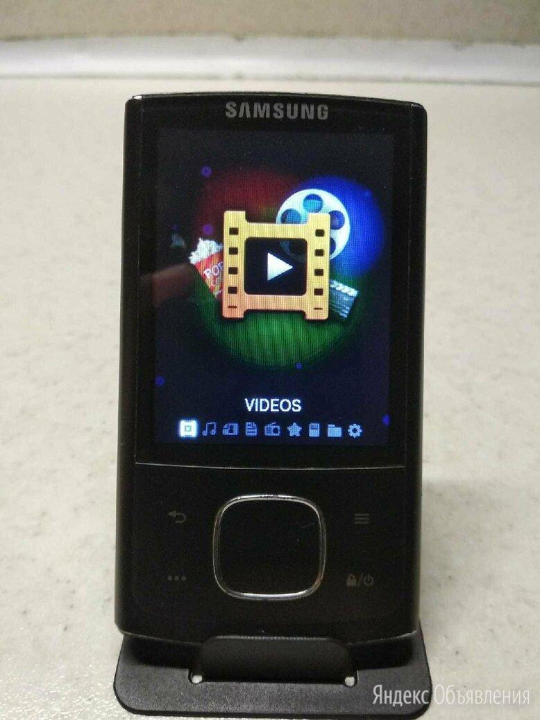 Mp3 плеер Samsung YP-R0 по цене 1500₽ - Цифровые плееры, фото 0