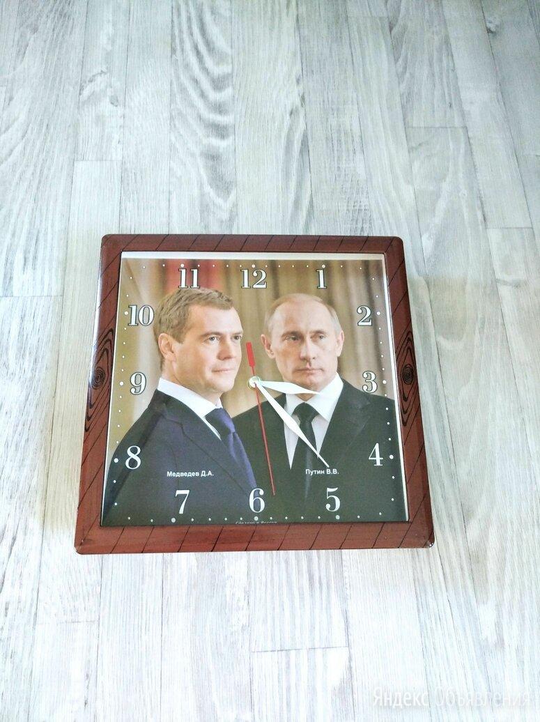 Часы настенные кварцевые пр-во Россия по цене 900₽ - Часы настенные, фото 0