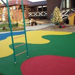 Садовые дорожки и покрытия - Резиновое покрытие , 0