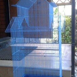 Клетки и домики - клетки для птиц, 0