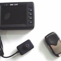 Видеорегистраторы - Портативный видеорегистратор с камерой, 0