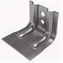 Уголки, кронштейны, держатели - Кронштейн ККУ 200 (2мм) с п/п, 0