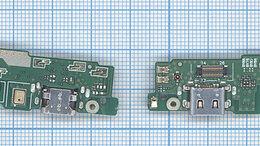 Платы и микросхемы - Плата разъема питания с микрофоном для Sony XA1…, 0