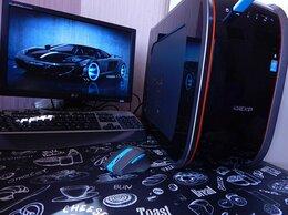 Настольные компьютеры - Мощный зверь для игр,4-яд/8Gb/GDDR5/1Gb+Win10, 0