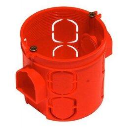 Корзины, коробки и контейнеры - HEGEL коробка уст. внеш. 68х62мм (внутр. 64х60мм) СУ для твердых стен 11 ввод..., 0