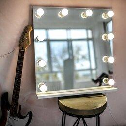 Зеркала - Гримерное зеркало 60х60, 0