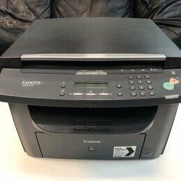 Принтеры и МФУ - МФУ лазерный 3 в 1, принтер, сканер, копир Canon 4018, 0