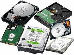 Внутренние жесткие диски - Жесткий диск HDD для Пк и Ноутбука SATA и IDE, 0